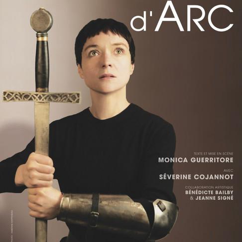🅵🅵🅵🅵Jeanne d'Arc prend son envol au Théâtre de la contrescarpe. Nouveaux horaires