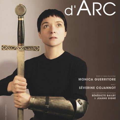 🅵🅵🅵🅵Jeanne d'Arc Prend ça son envol au Théâtre de la contrescarpe