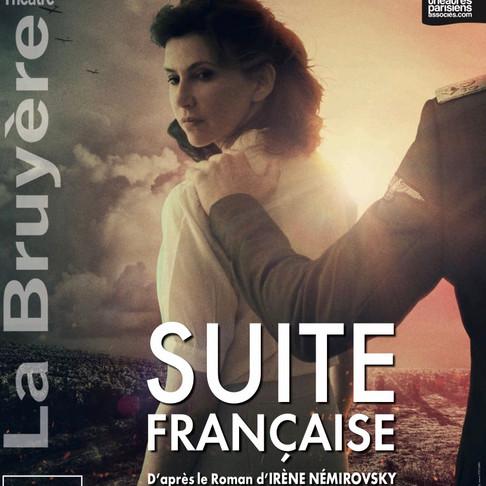 SUITE FRANÇAISE. Théâtre la bruyère