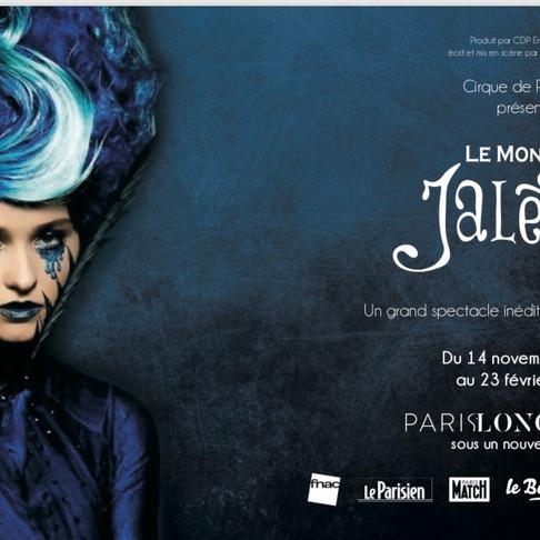 Attention événement ! Une nouvelle grande production se monte à Paris et ça paraît énorme.