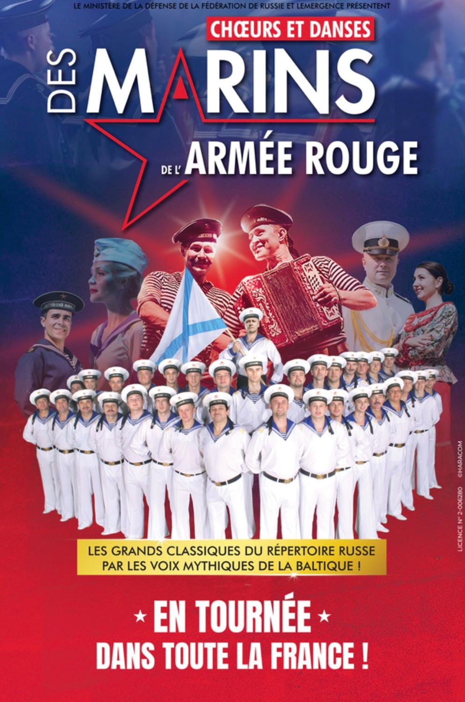 Affiche coeur de l'armée rouge