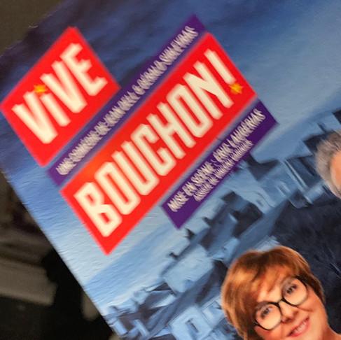 Vive Bouchon. Théâtre du splendid