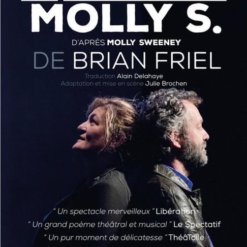 MOLLY S. Théâtre Déjazet