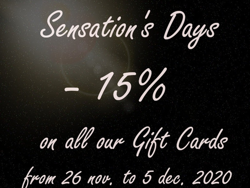 Dernier jour des Sensation's days !!!