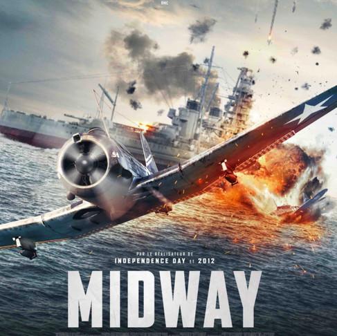 Midway. Actuellement au cinéma
