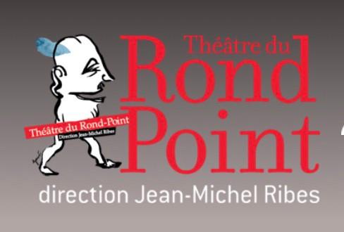 Logo théâtre du rond point