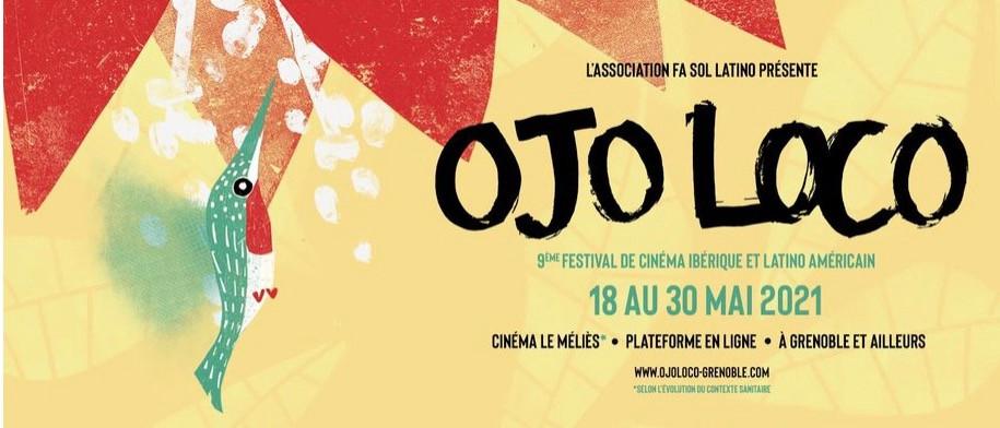 affiche colore festival ojoloco