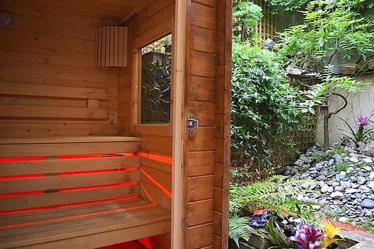Sauna Aromatique