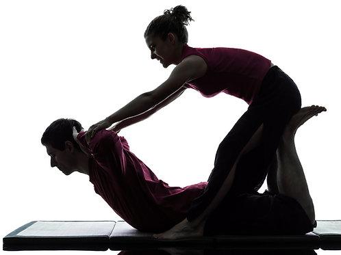 Massage Traditionnel Thaïlandais (à partir d'1h)