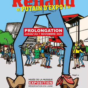 Renaud : l'exposition