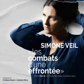 Simone Veil : les combats d'une effrontée