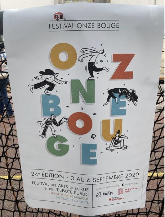 festival onze bouge