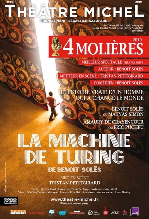 affiche Turing Antoine