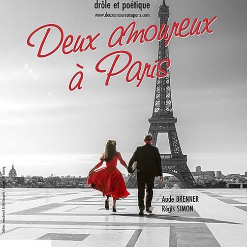 Deux amoureux à Paris ont un charme fou au théâtre Studio Hébertot