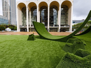 The New Great Lawn!