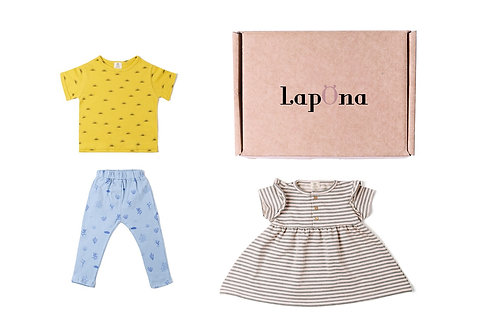 Outfit Box Anual