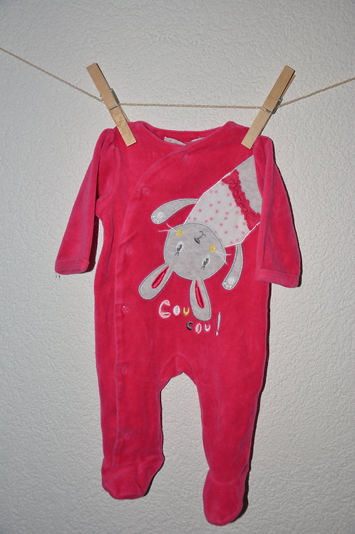 *Pyjama Gémo t.56