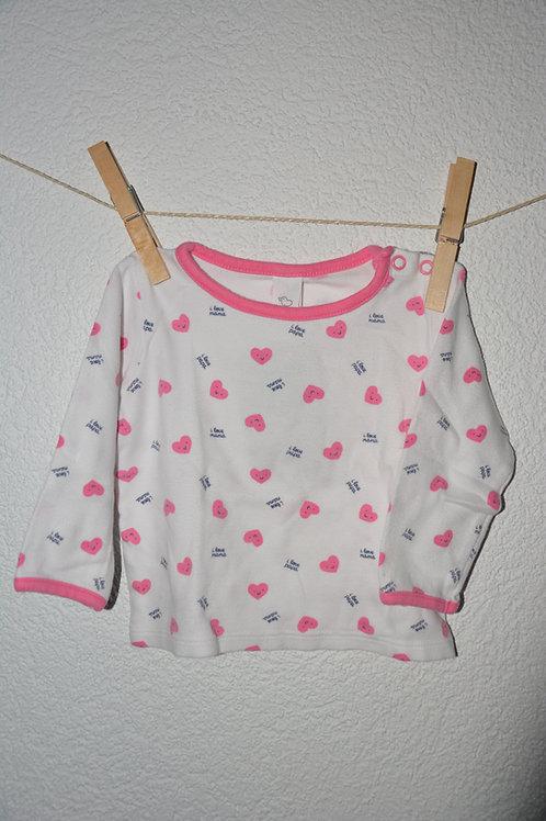 Pyjama 2pces BabyClub t.80