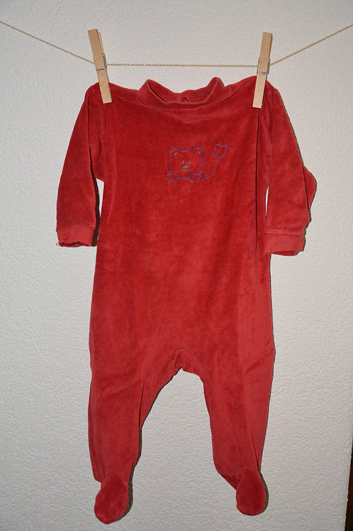 Pyjama Fred&Steph t.12 mois