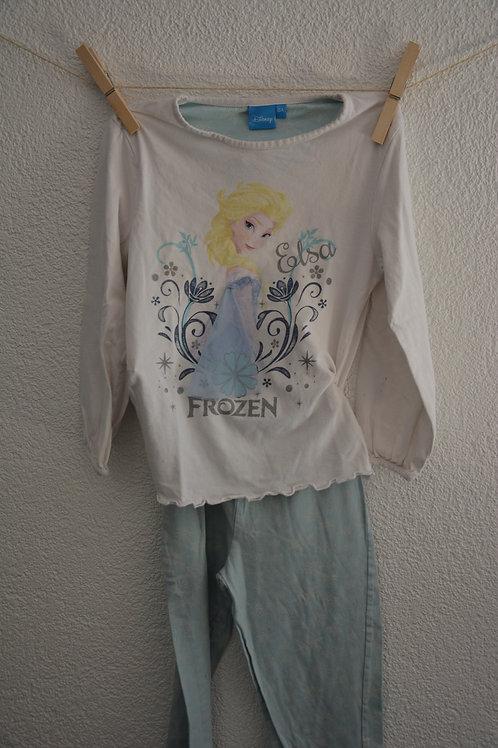 Pyjama la Reine des Neiges t. 6ans