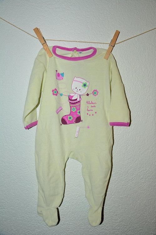 Pyjama t.12 mois