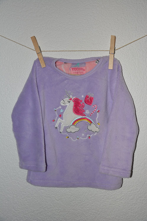 Pyjama+chaussettes YDsleep t. 4-5 ans