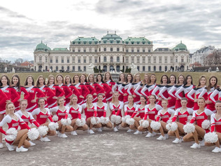Team Austria Juniors Performance Pom