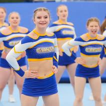 Cheerleading Meisterschaften 2021