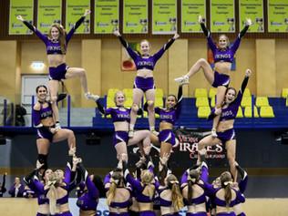 Erfolgreiche und Spannende Landesmeisterschaften  im Cheerleading & im Performance Cheer