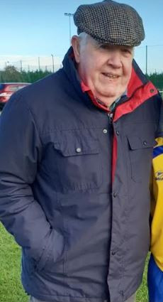 Moynalty pay tribute to the late Nick Farrelly