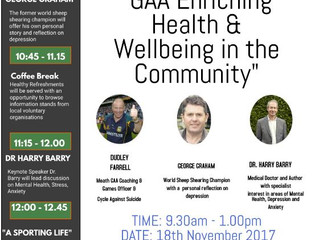 Health And Wellbeing Seminar