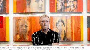 Hughie O'Donoghue: Broader strokes of family history