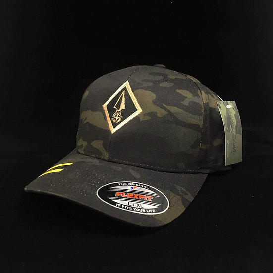 "Grayfighter ""Golden Rule"" Fitted Hat"