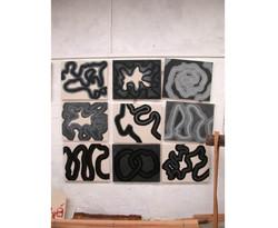 2002 - 49,5 x 61 cm chacun