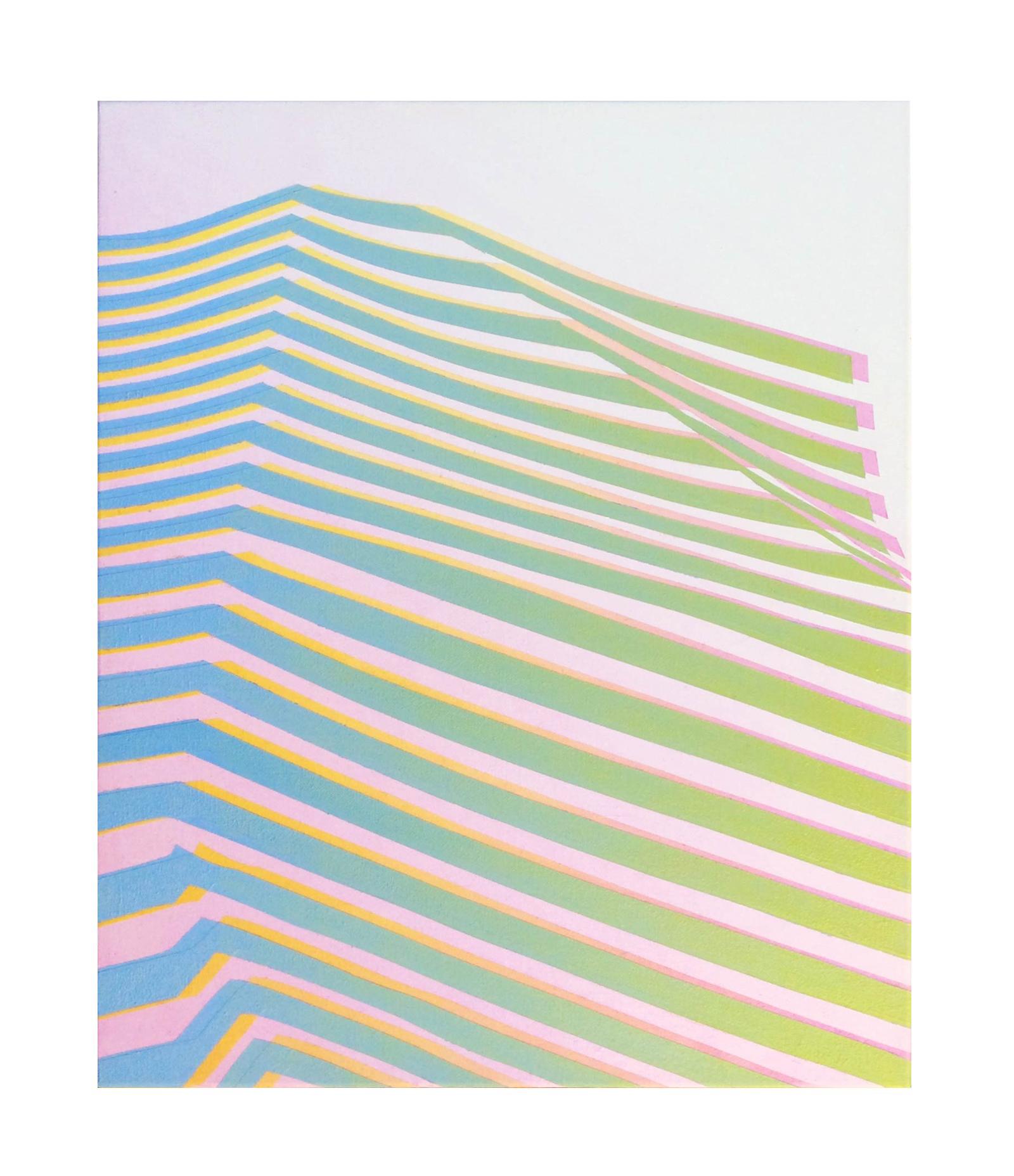 acrylique sur toile 50 x 61 cm
