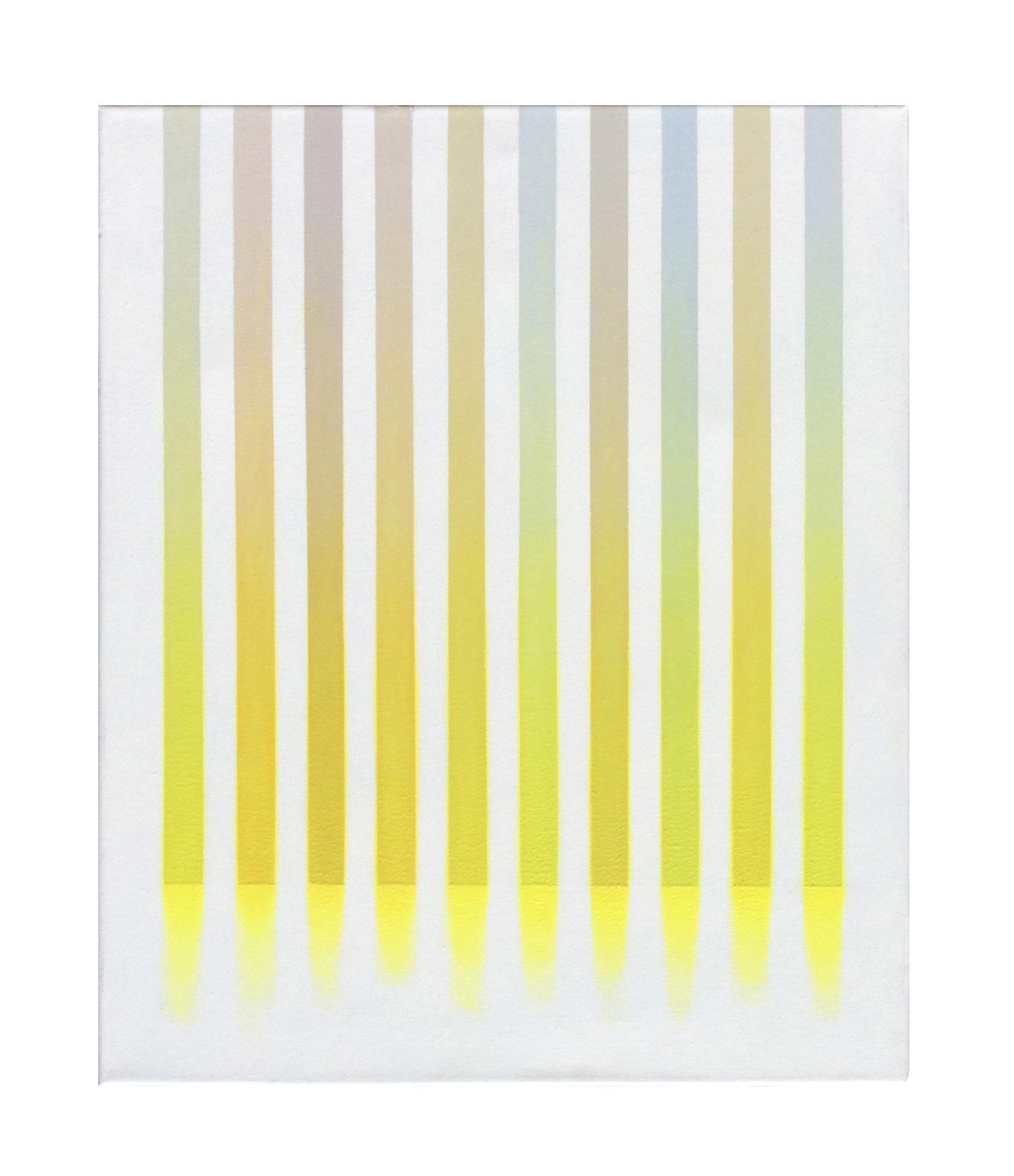 acrylique sur toile 46 x 54,5 cm