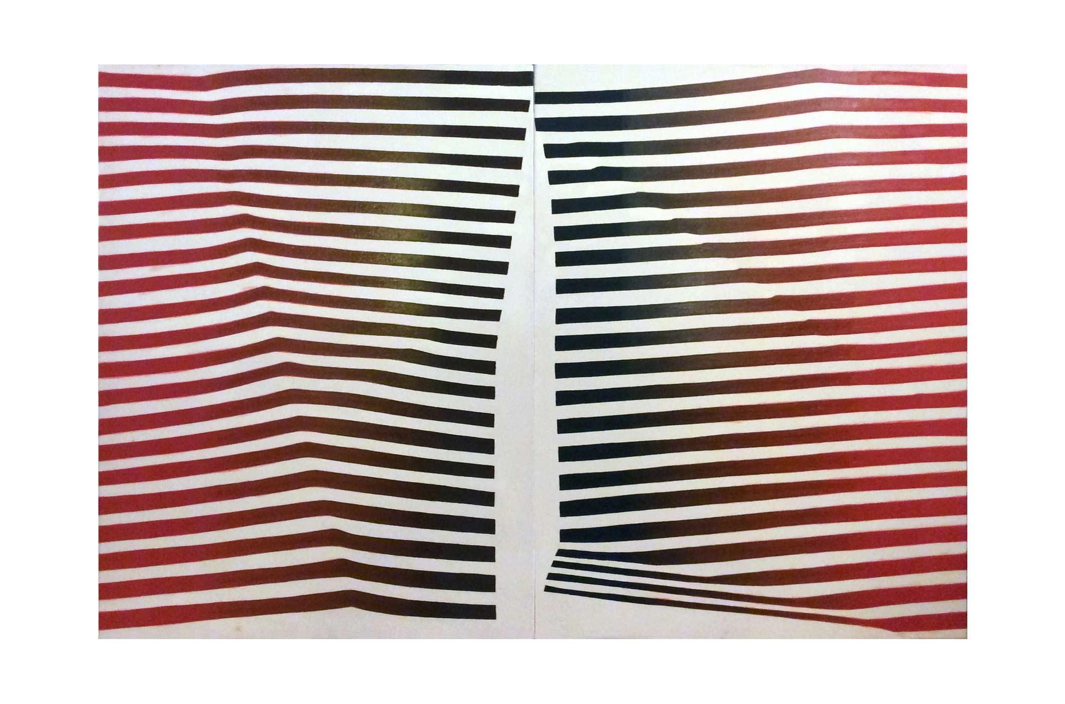 acrylique sur toile 120 x 90 cm