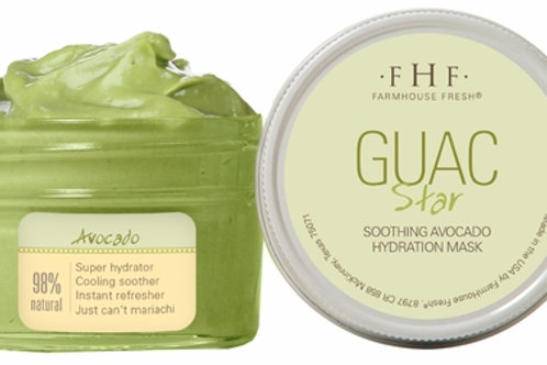 Guac Star - Soothing Avacado Mask