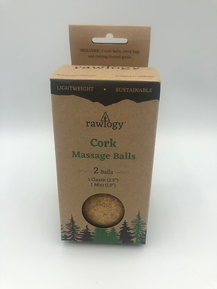 Cork Massage Balls
