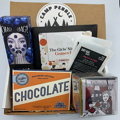 Monthly Aaahh Box
