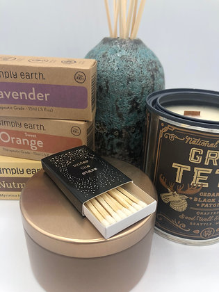 Monthly Aromatherapy Box