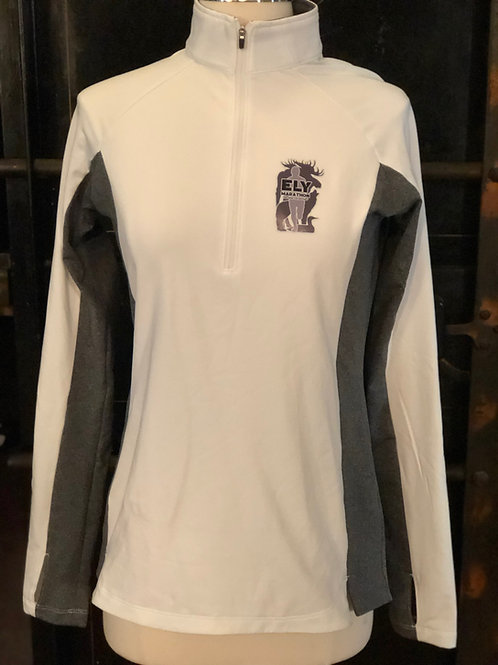 Womens SportTek 1/4 Zip Fleece