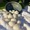 Thumbnail: Snow Quartz tumblestones | Opaque