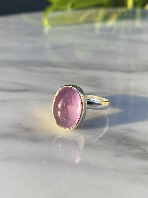 Amethyst Ring in Silver 925