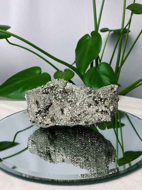 Pyrite Cluster | large