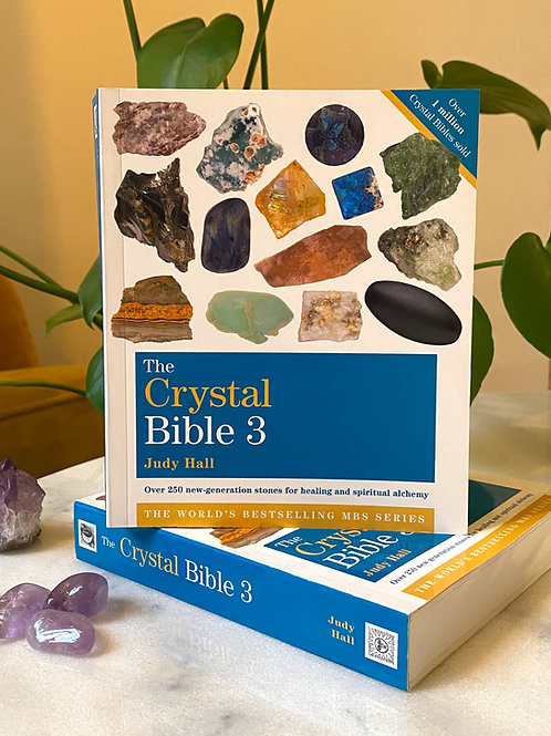 The Crystal Bible 3, by Judy Hall