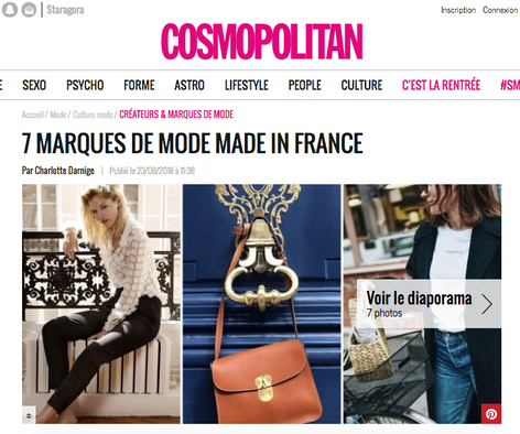 Cosmopolitain