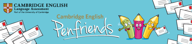 Somos Cambridge English Penfriends