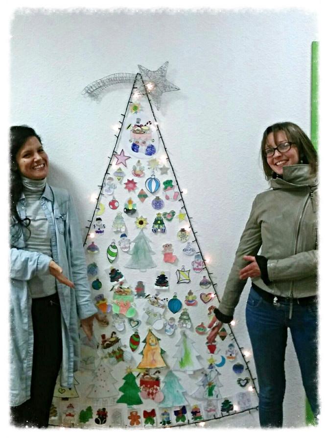 OC Christmas Tree