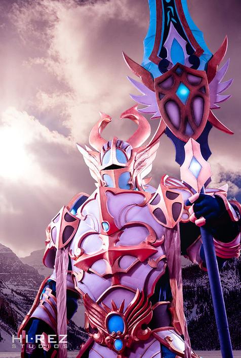 Celestial Guard Odin